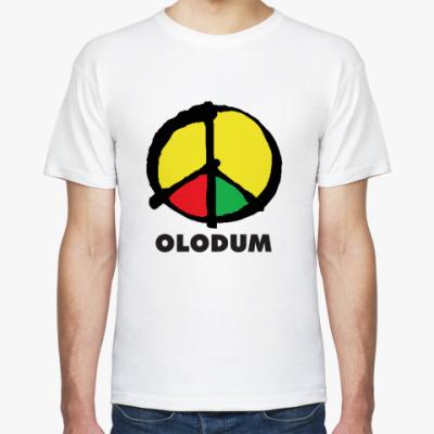 Футболка Olodum