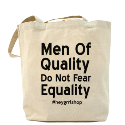 Сумка Do Not Fear Equality