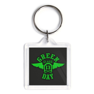 Брелок Green Day