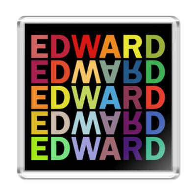 Магнит Edward