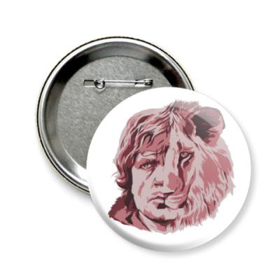 Значок 58мм Тирион лев