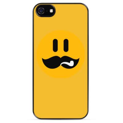 Чехол для iPhone Сталин смаил.