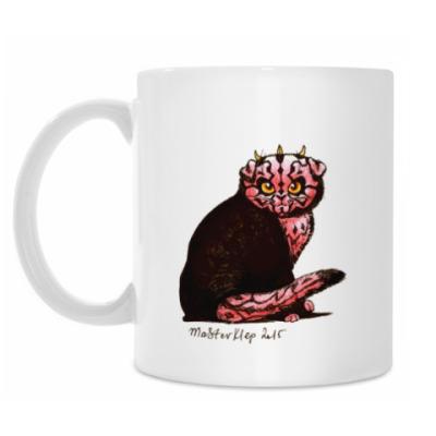 Кружка Darth Meow