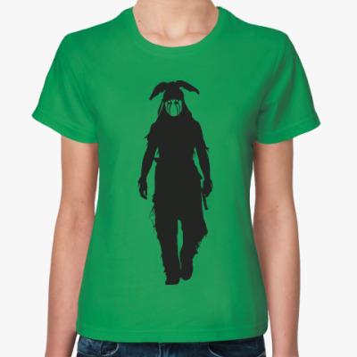 Женская футболка Тонто