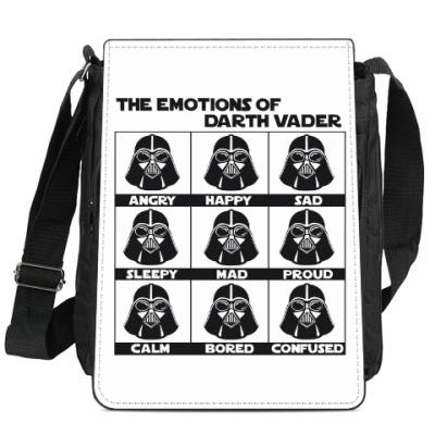 Сумка-планшет Star Wars Darth Vader Emotions