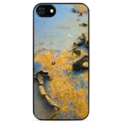 Чехол для iPhone Rusty Surface