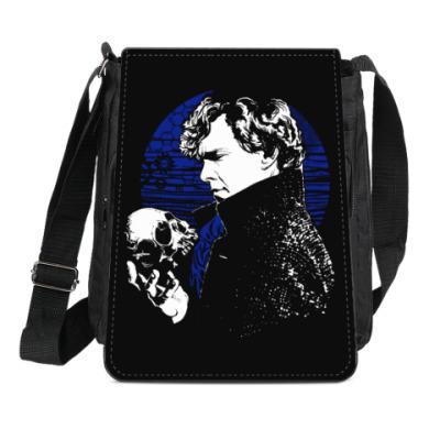 Сумка-планшет Шерлок