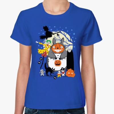 Женская футболка Тоторо