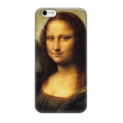 Чехол для iPhone 6/6s Джоконда / Мона Лиза