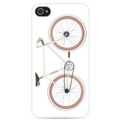 Чехол для iPhone Велосипед