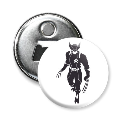 Магнит-открывашка Wolverine