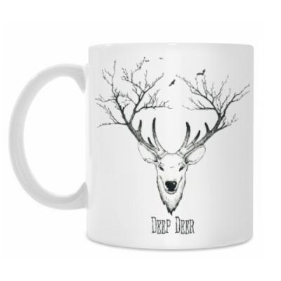 Кружка Deer Deep