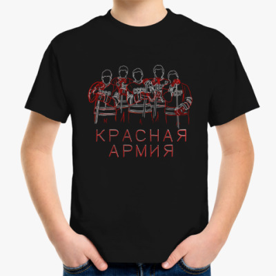 Детская футболка RAD ARMY