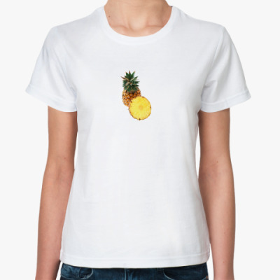 Классическая футболка Фрукты