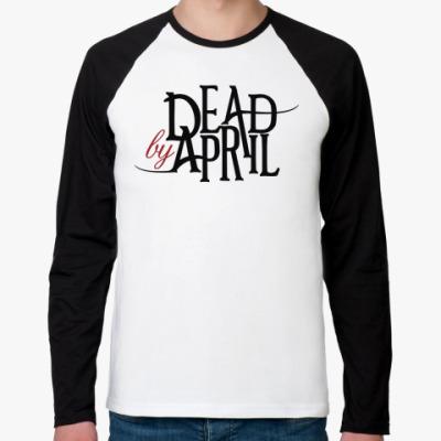 Футболка реглан с длинным рукавом Dead by April