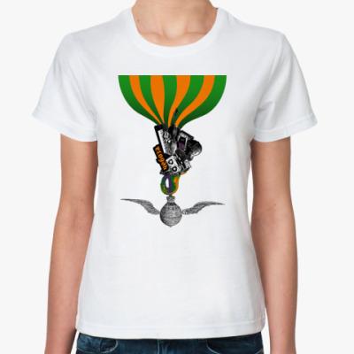 Классическая футболка  'Чебоза'