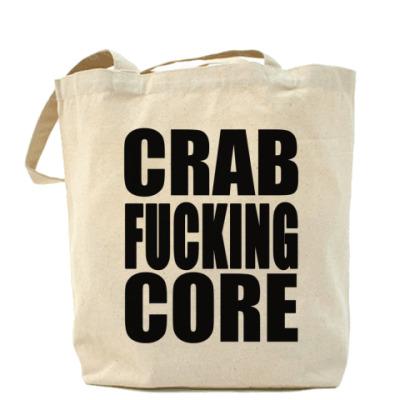 Сумка Crab Fucking Core