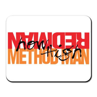 Коврик для мыши Method Man & Redman