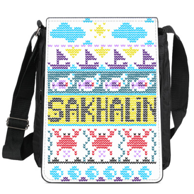 Сумка-планшет Сахалин