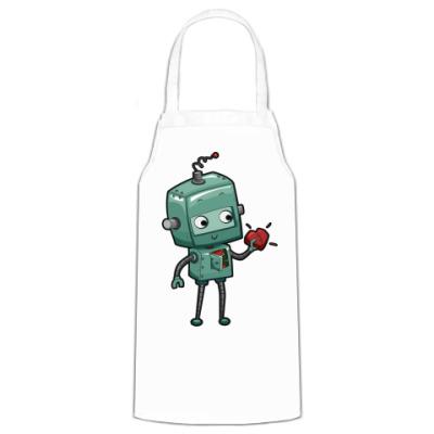 Фартук Робот с сердцем