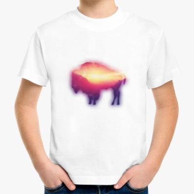 Детская футболка Sunrise Buffalo
