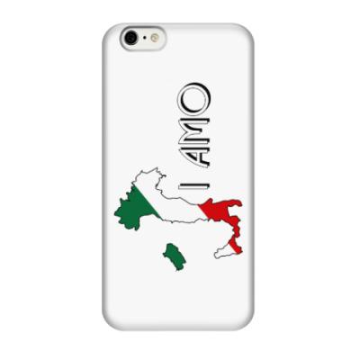 Чехол для iPhone 6/6s Я люблю тебя по-итальянски