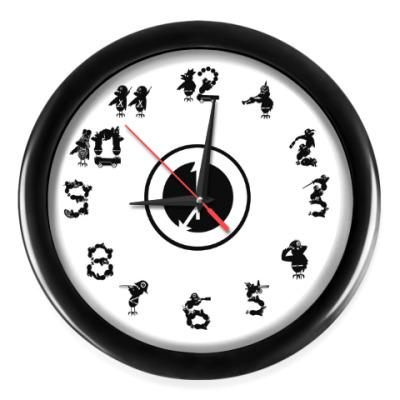 Настенные часы Клеркервелльские часы