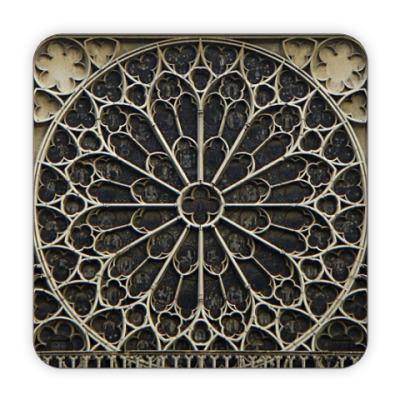 Костер (подставка под кружку) Notre Dame de Paris