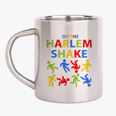 Кружка металлическая Harlem Shake