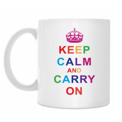 Кружка Keep Calm