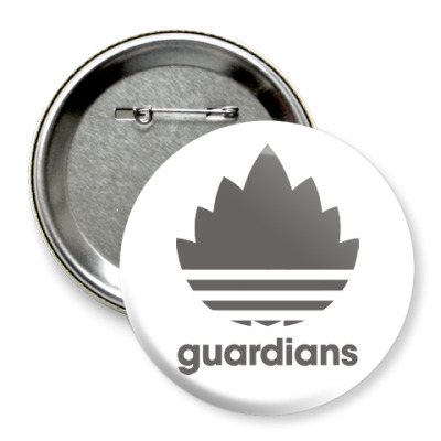 Значок 75мм Guardians