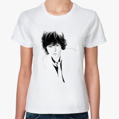 Классическая футболка   ЯмаПи