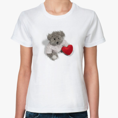 Классическая футболка  Teddy #2