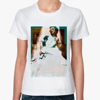 Классическая футболка La scala