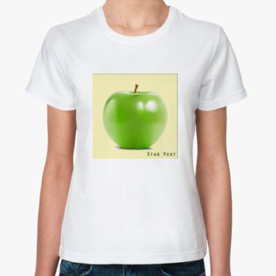Классическая футболка  Apple
