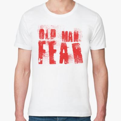 Футболка из органик-хлопка Old Man Fear