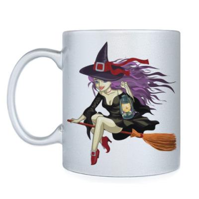 Кружка Ведьмочка