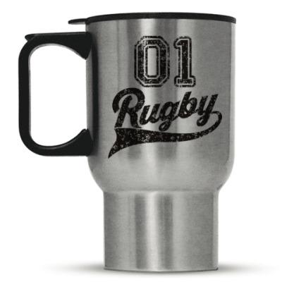 Кружка-термос Регби Rugby