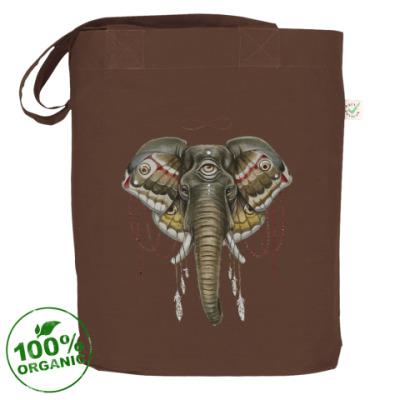 Сумка Индийский слон