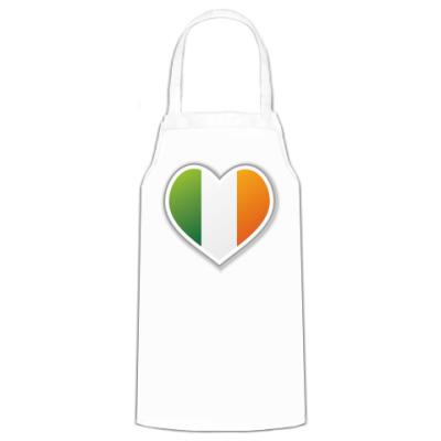 Фартук  Kiss me I'm Irish!