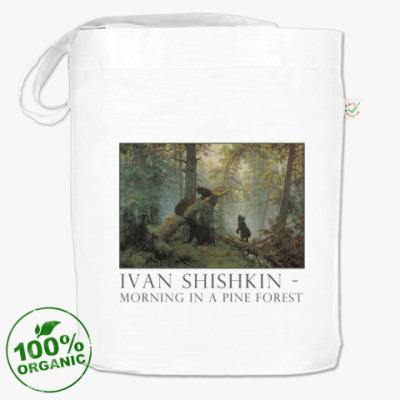 Сумка Шишкин - Утро в Сосновом Лесу