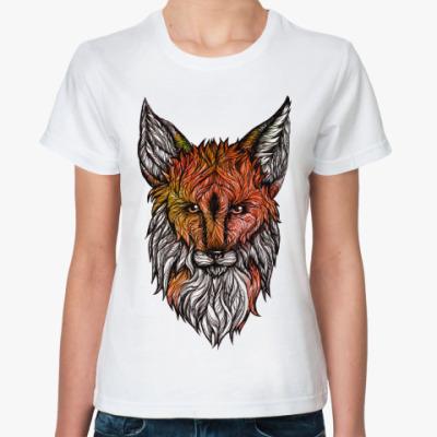 Классическая футболка Лесной Лис