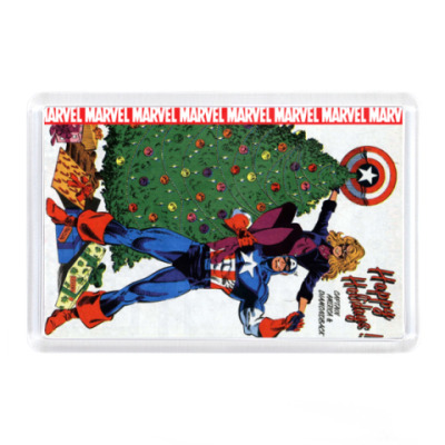 Marvel Happy Holidays!
