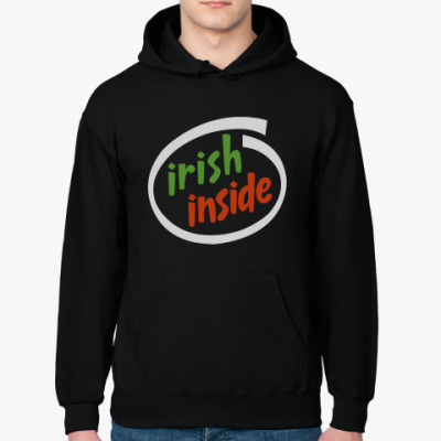 Толстовка худи Irish inside
