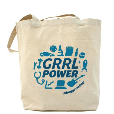 Сумка Grrl Power