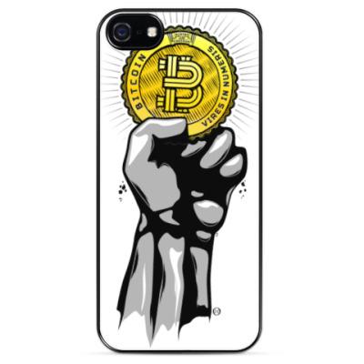 Чехол для iPhone BITCOIN — VIRES IN NUMERIS