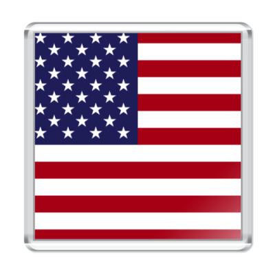 Магнит  США, USA, Америка