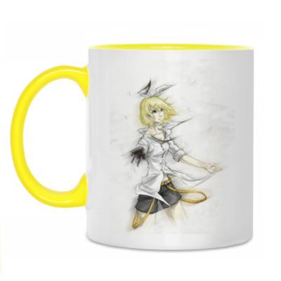 Кружка Vocaloid