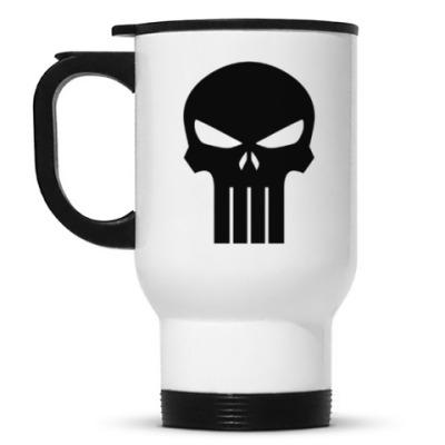 Кружка-термос Punisher
