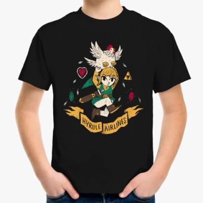 Детская футболка Зельда